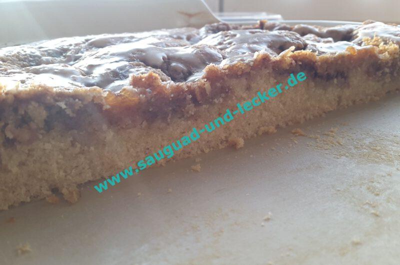 Apfel-Zimt-Fleckenkuchen