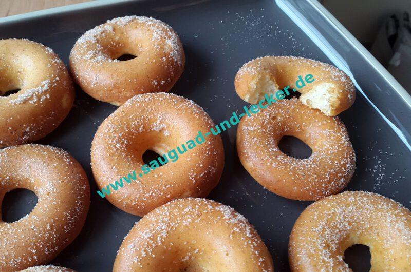 Quarkbällchen / Quarknuts