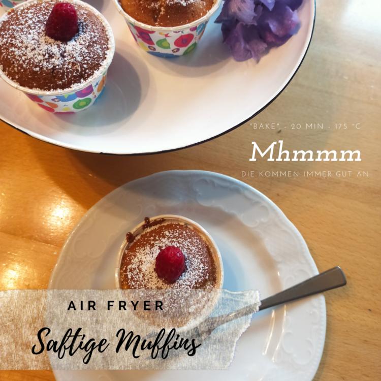 saftige Muffins