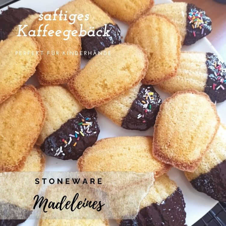 Madeleines aus der Stoneware